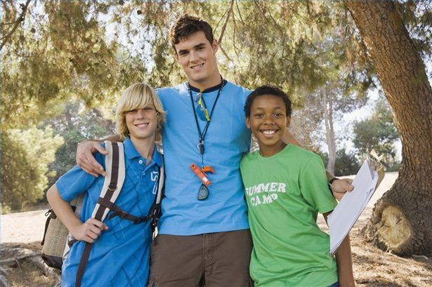 Артек и другие лагеря для детей